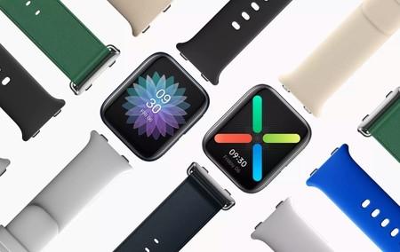 Nuevo OPPO Watch: un reloj WearOS personalizado sumergible hasta 5 atmósferas