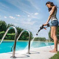 Ofertas en hidrolimpiadoras en Leroy Merlin con marcas como Bosch, Worx o Karcher rebajadas