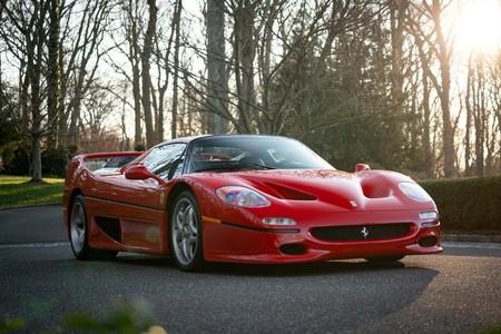 Subasta Ferrari F50 Berlinetta Prototipo 1995 1