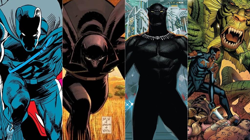 Wakanda digital: Marvel regala más de 300 cómics de Pantera Negra como homenaje a Chadwick Boseman