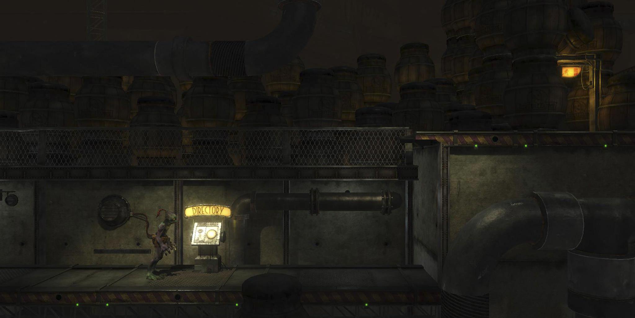 Foto de Oddworld Abe's Oddysee HD (1/1)