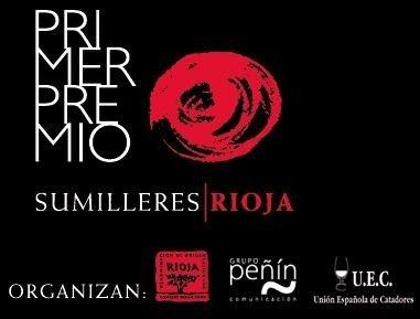 "I Concurso Nacional ""Premio Sumiller Rioja 2007"""