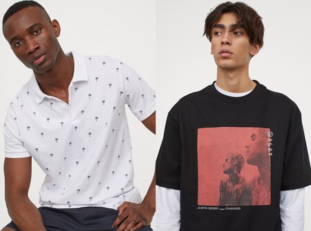 Hasta 50% de descuento en moda de hombre H&M: polos por 6,99 euros, camisas por 8,99 euros o pantalones por 15,99 euros