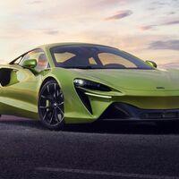 McLaren Artura: 680 hp, 0-100 km/h en 3 segundos y una mecánica híbrida enchufable para impulsarlo