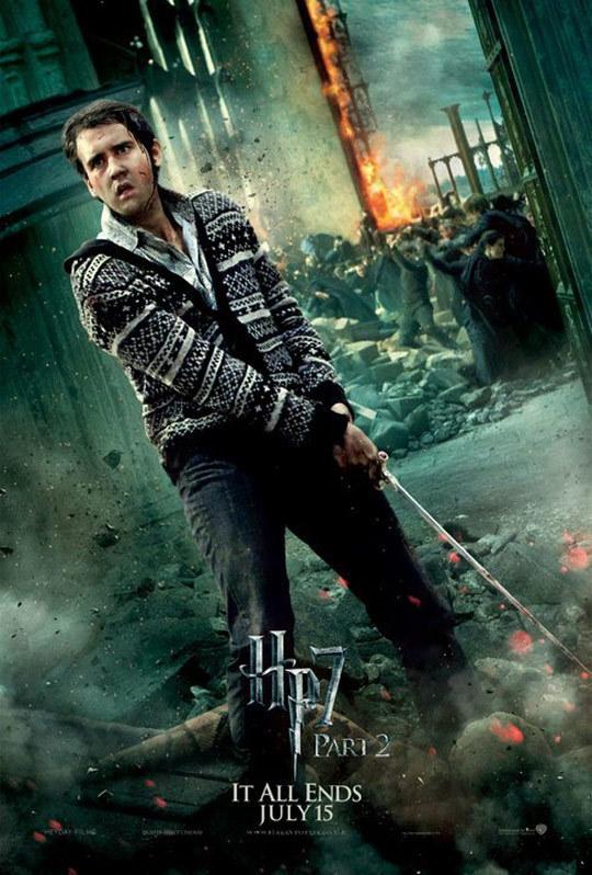 Foto de 'Harry Potter y las reliquias de la muerte. Parte II', nuevo y espectacular tráiler y carteles (17/21)