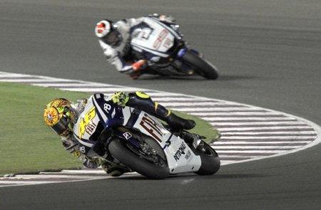 MotoGP 2010: En Yamaha no duermen tranquilos por culpa de la velocidad