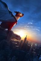 Trailer de 'Underdog', la película que mi perro no se perderá