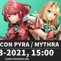 Sigue aquí en directo la presentación de Pyra y Mythra en Super Smash Bros. Ultimate con gameplay y fecha de su llegada [finalizado]