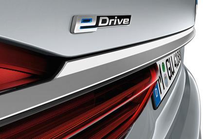 BMW 740e 2015