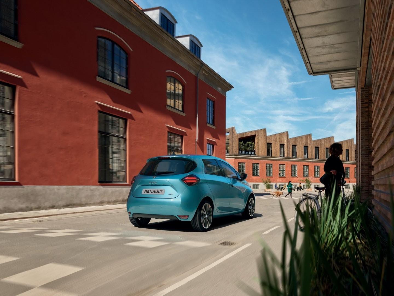 Foto de Renault Zoe 2020 (7/23)