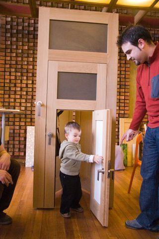 ThreeStyle, una puerta a la medida de todas las edades