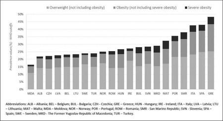 Obesidad Infantil Espana