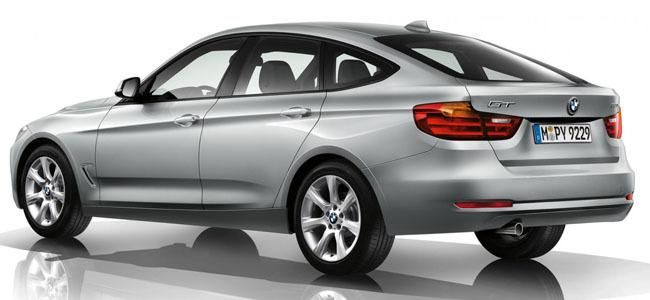 BMW Serie 3 Gran Turismo, primeras imágenes filtradas
