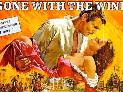 Retiran 'Lo que el viento se llevó' de un cine en Memphis tras recibir críticas acusándola de racista