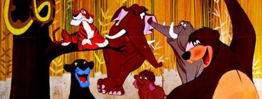 Disney: 'El libro de la selva', de Wolfgang Reitherman