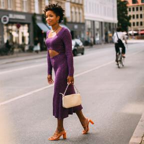 Lo dice el street style y las chicas de moda: si tienes un vestido cut out, tienes una auténtica joya en tu armario