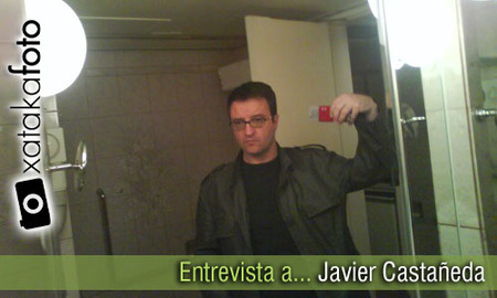 Entrevista a Javier Castañeda, fotógrafo con teléfono móvil