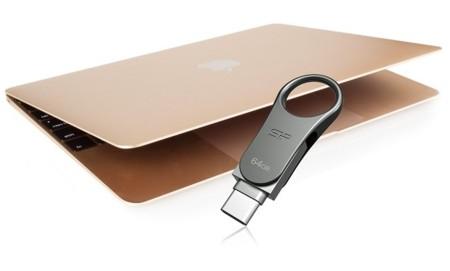Silicon Power también quiere competir en el mercado de los pendrives USB Type-C