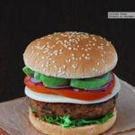 La mejor hamburguesa vegetariana que probarás jamás. Receta