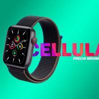 Deja el iPhone en casa con el Apple Watch SE GPS + Cellular de 44 mm, a precio mínimo histórico en Amazon de 359 euros