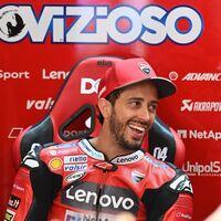 Andrea Dovizioso es una de las opciones que manejaría Honda si Marc Márquez no puede empezar MotoGP 2021