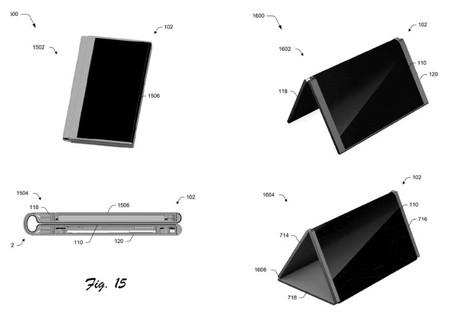 ¿Microsoft quería sorprender con una pantalla plegable en un Surface Phone? ZTE puede adelantarse con el Axon Multy