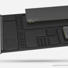 Foto 9 de 12 de la galería sony-xtrud-concepto-de-movil-modular en Xataka