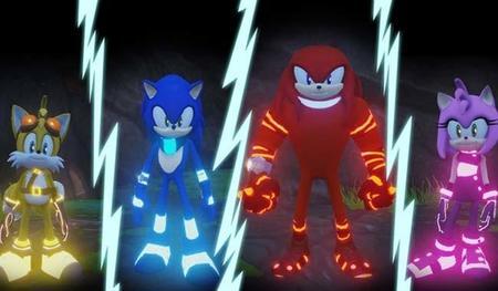 Sonic Boom muestra dos vides en sus diferentes versiones