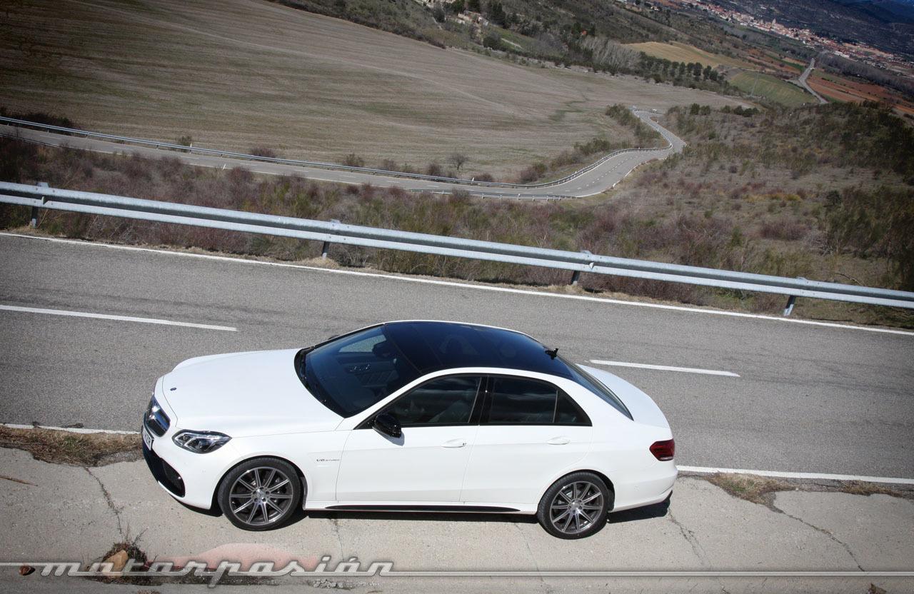 Foto de Mercedes-AMG E 63 4Matic (prueba) (12/42)