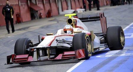 HRT negocia presentar su nuevo F113 en Lanzarote