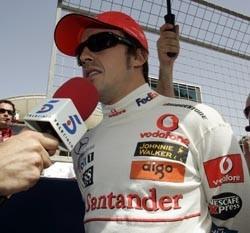 Alonso hubiese preferido Cheste al trazado urbano
