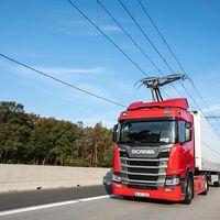 Las carreteras eléctricas están listas para expandirse: Reino Unido y Continental se unen a Alemania para recargar camiones con catenarias