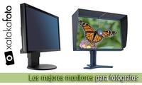 ¿Cuál es el mejor monitor que puedes elegir si eres fotógrafo? I