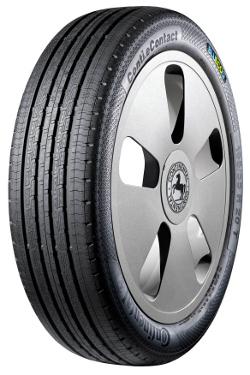 Continental lanza Conti.eContact, una serie de neumáticos para coches híbridos y eléctricos