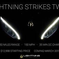 La moto eléctrica más accesible de Lightning podrá recorrer 160 km con solo 20 minutos de carga rápida