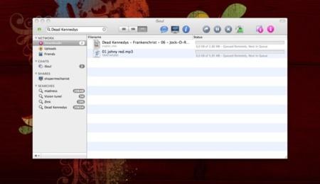 iSoul, descubre la música con este cliente Soulseek para Mac