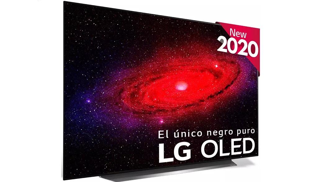 LG OLED65CX5LB