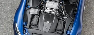 Los futuros AMG de Mercedes serán híbridos enchufables con motor eléctrico de apoyo de 121 hp