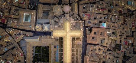 Las espectaculares fotos del 'Drone 365 Project', un proyecto fallido de Martín Sánchez