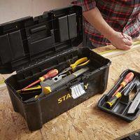Ofertas en bricolaje y herramientas de Amazon: sierras Tacklife y Dremel, cajas Stanley o cortadores Wolfcraft