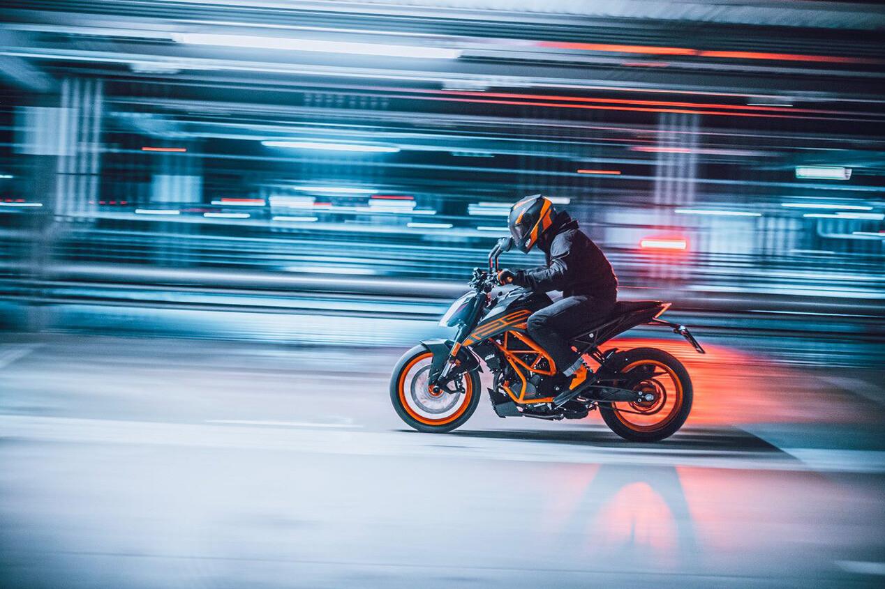 Foto de KTM 125 Duke 2021 (6/6)