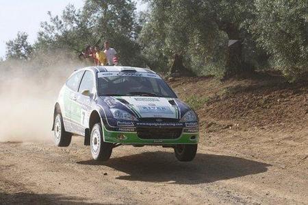 Dos de dos para Xevi Pons en  el Rally de Pozoblanco