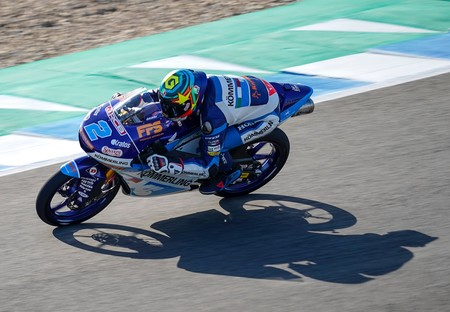 El argentino Gabriel Rodrigo domina Moto3 en Jerez tanto por la mañana como por la tarde