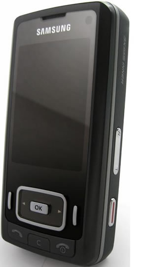 Samsung G800, con 5 megapíxeles