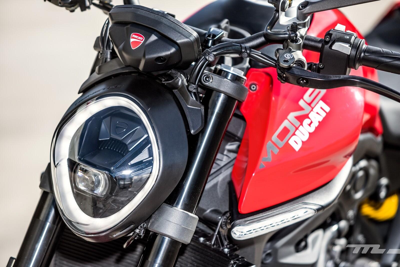 Foto de Ducati Monster 2021, prueba (6/38)