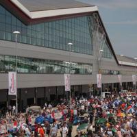 ¿Te imaginas un GP de F1 en la sede de Jaguar? Podría ocurrir si Jaguar consigue comprar el circuito de Silverstone