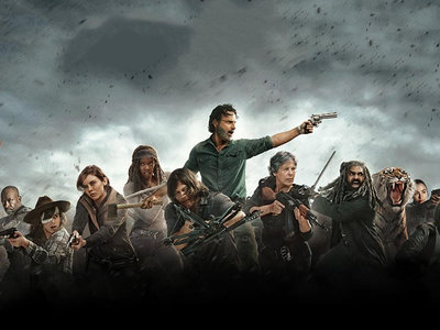 'The Walking Dead' tendrá novena temporada con un nuevo showrunner