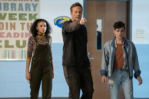 'Este cuerpo me sienta de muerte', eficaz comedia de terror que consagra a Christopher Landon como maestro del fantástico juvenil