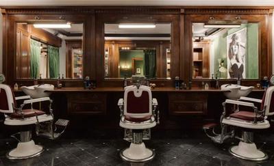 Dolce&Gabbana abre su primera barbería en Londres ¡No te la pierdas!