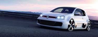 Volkswagen Golf W12: cuando el Golf se convirtió en un compacto loquísimo con un motor W12 de 650 CV